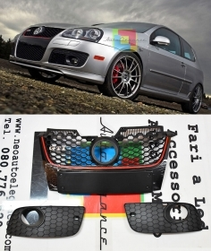 VW GOLF 5 2003-2008 CALANDRA G