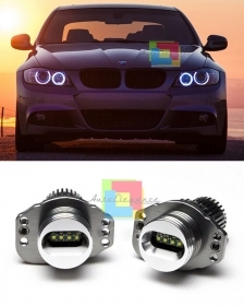 KIT ANGEL EYES LED 20W LED BMW