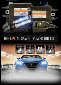 AUDI A1 KIT XENON SPECIFICO H7 12V 35W CANBUS BIANCO 6000K